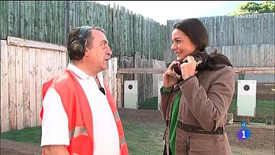 Comando Actualidad - Tiro deportivo - Reportaje