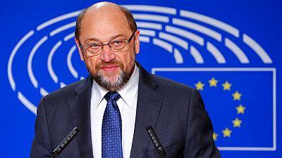 El presidente del Parlamento Europeo, Martin Schulz, ha anunicado que dejará en enero el cargo para presentarse a las elecciones alemanas del próximo año como cabeza de lista del partido socialdemócrata alemán (PSD).