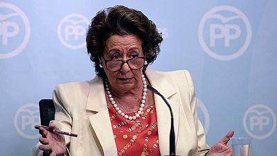 Continúa el debate sobre el tratamiento mediático y político a Rita Barberá en sus últimos meses