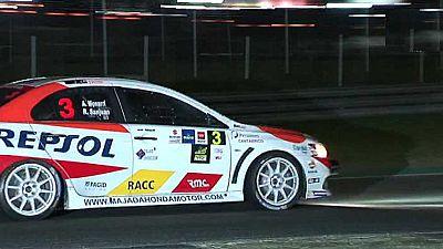 Automovilismo - Campeonato de España Rallyes de Asfalto 'Rallye Comunidad de Madrid' - ver ahora