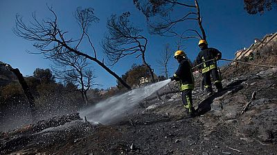 Los incendios obligan a desalojar a decenas de miles de personas en Israel