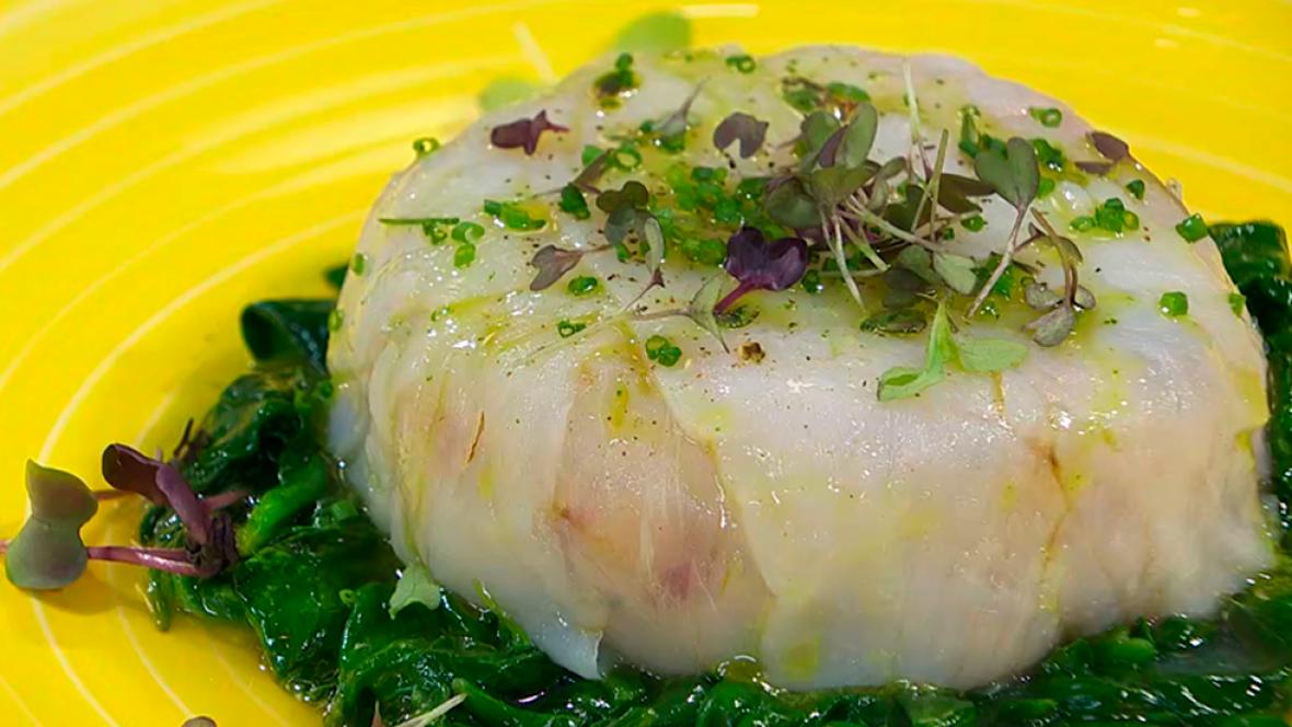 Receta de timbal de patata y bacalao for Cocina bacalao con patatas