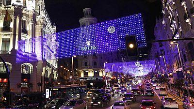 Madrid prohibirá circular en coche por las calles del centro en Navidad