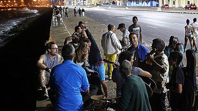 Primeras reacciones en La Habana tras la muerte de Castro