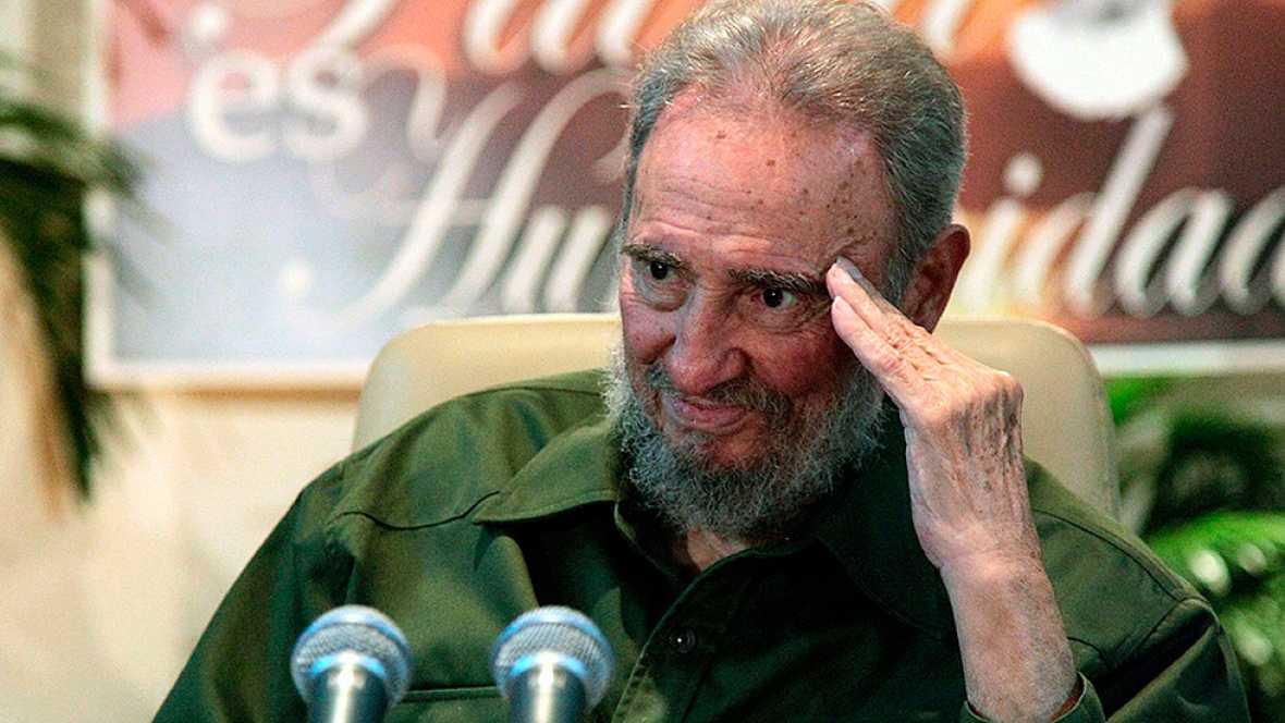 Fidel Castro: entrevista completa con Ignacio Ramonet
