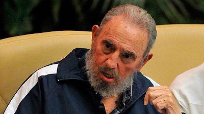 Castro hizo referencia a su posible e inminente muerte