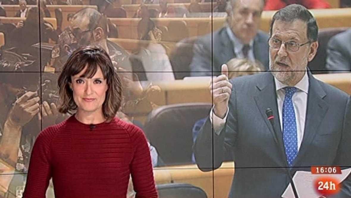 Parlamento - 26/11/16 - ver ahora