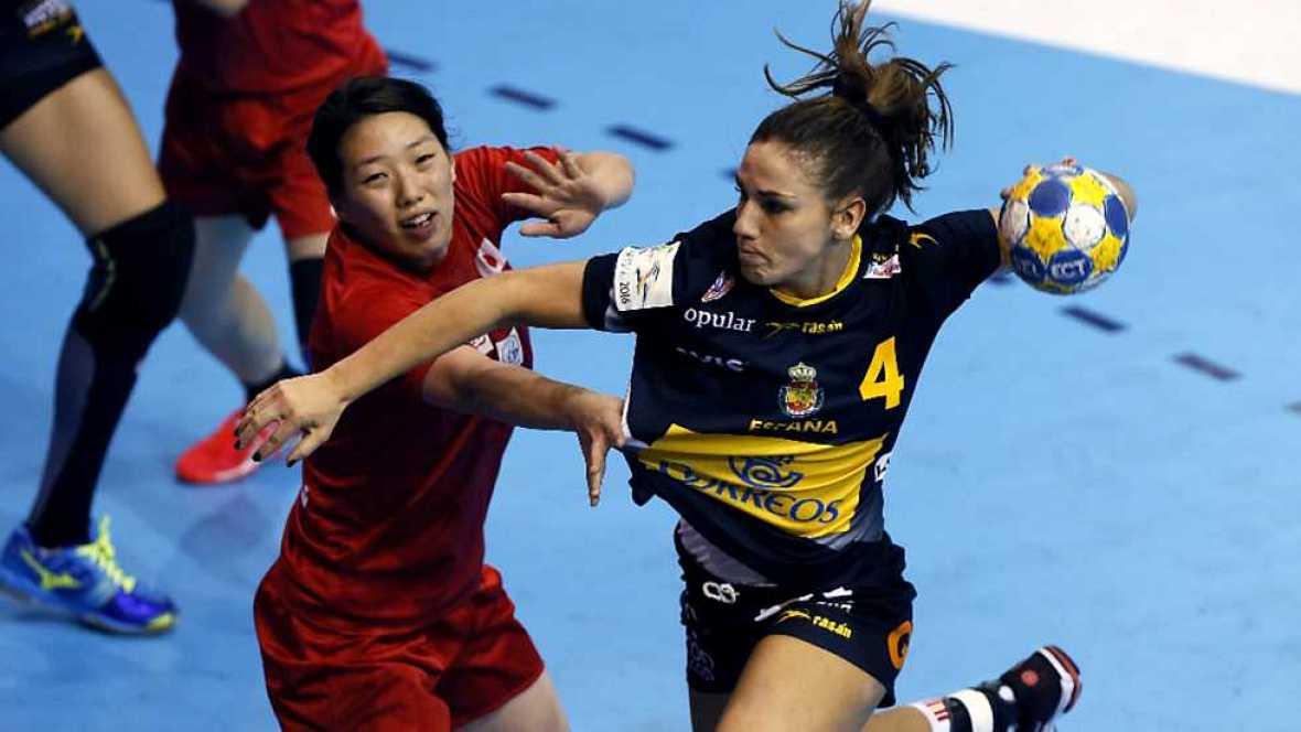 Balonmano - Torneo Internacional de España Femenino: España - Japón - ver ahora