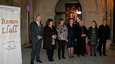Palma de Mallorca conmemora los 700 años de la muerte de Ramon Llull