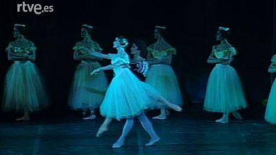 "Ballet Nacional de Cuba - ""Giselle"", ""Majísimo"" y ""La diva"" (1990)"
