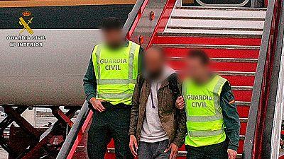Detenido un español de origen palestino relacionado con el Estado Islámico