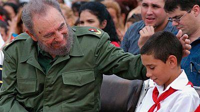 Elián González, el niño balsero más famoso, habla en la televisión cubana