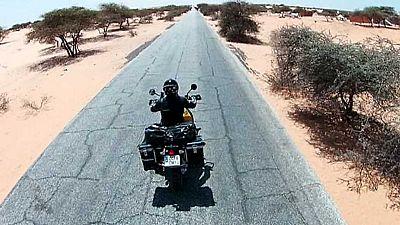 Diario de un nómada - De Villa Cisneros a Nouakchott - ver ahora