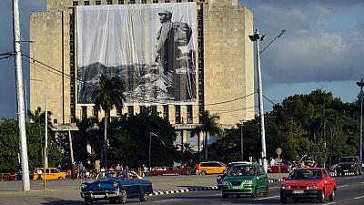 La Plaza de la Revolución se prepara para recibir las cenizas de Castro este lunes