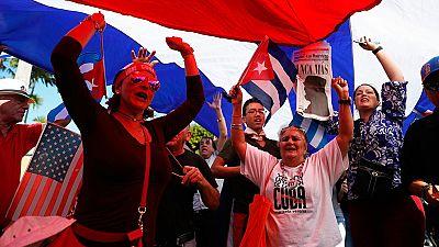 La disidencia cubana en Miami anuncia una ceremonia alternativa