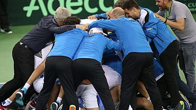 Argentina se proclama campeona de la Copa Davis