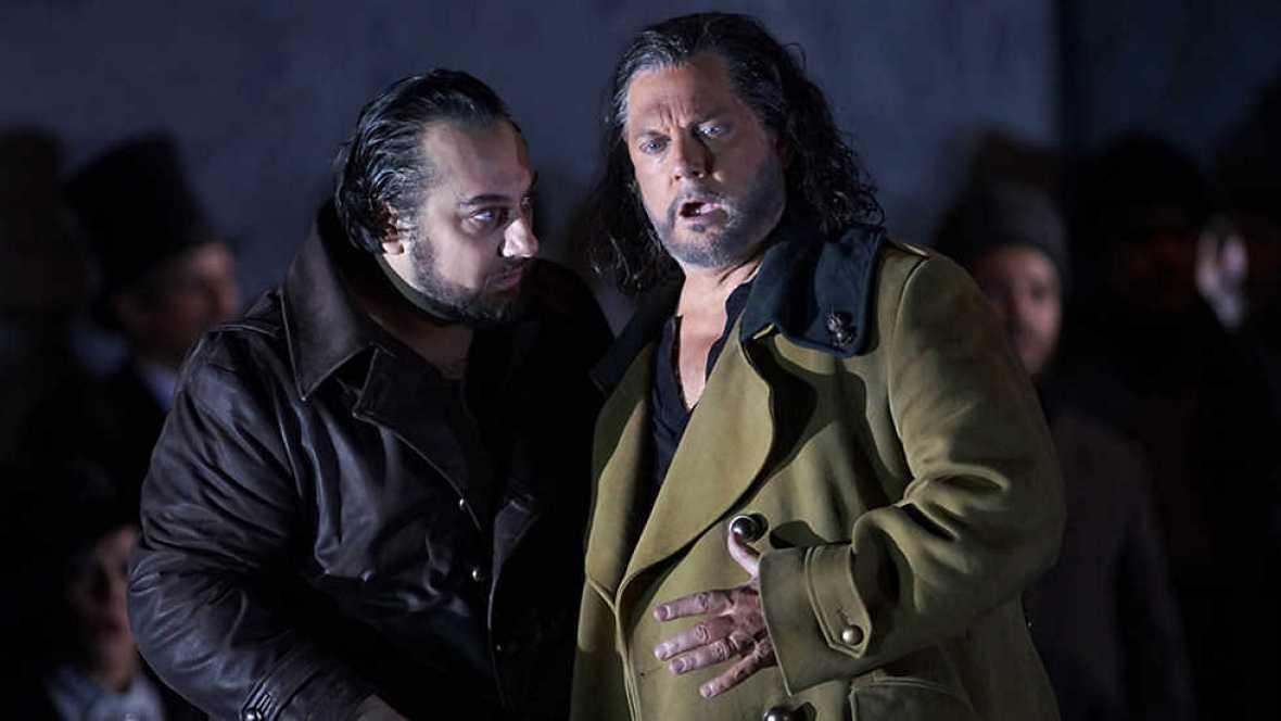 El palco - Otello - ver ahora
