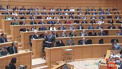 Parlamento - El foco parlamentario - Sesiones de control y estreno de ministros - 26/11/2016