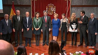 Parlamento - El reportaje - Premios CGPJ violencia de género - 26/11/2016