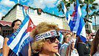Los exiliados anticastristas anhelan desde Miami los cambios en Cuba tras la muerte de Fidel Castro