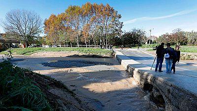 Hallan en el Llobregat el cadáver de la joven desaparecida en un torrente en Barcelona