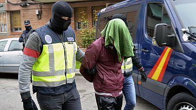 Cuatro detenidos por su relación con una red de inmigración irregular presuntamente vinculada al Dáesh