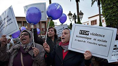 Indignación en Marruecos por programa de la televisión pública que aconseja a las mujeres cómo maquillar las huellas de maltrato
