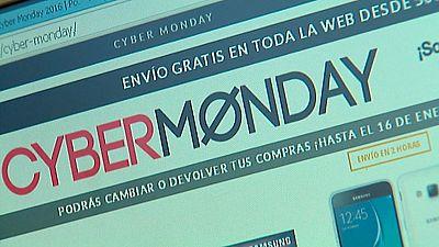Es el Ciber Lunes o Cyber Monday el día fuerte de las compras por internet