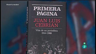 La Aventura del Saber. TVE. Sección 'Libros recomendados'.Vida de un periodista (1944-1988), de Juan Luis Cebrián.