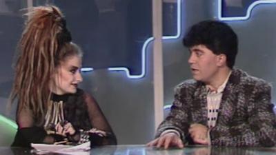 La bola de cristal - 08/12/1984