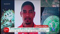 Accidente aéreo en Colombia
