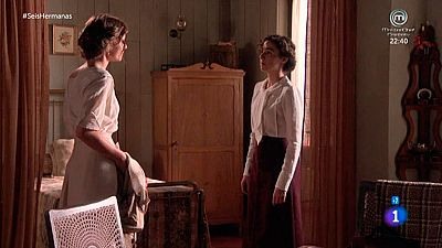 Seis Hermanas - Blanca, furiosa con Celia por su relación con Aurora
