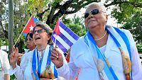 Las Damas de Blanco dudan de que la muerte de Fidel Castro traiga la democracia a Cuba