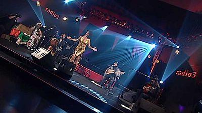 Los conciertos de Radio 3 - La Negra - ver ahora