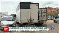 Mueren por inhalación de gases en Madrid