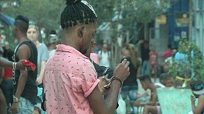 La conexión a internet se expande muy lentamente en Cuba
