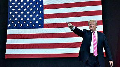 Trump anuncia que abandonará sus negocios para centrarse en la presidencia