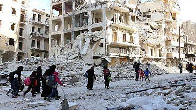 Reunión urgente del Consejo de Seguridad para analizar la situación de Alepo