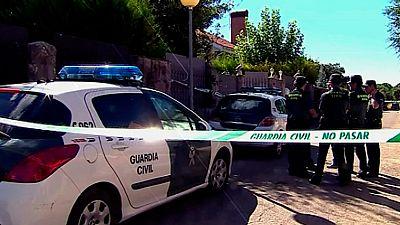 TVE muestra en exclusiva las imágenes de cuando Patrick Nogueira, el asesino de Pioz, escapó de España