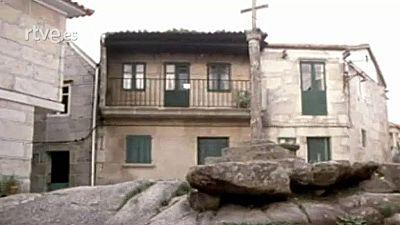 Arte y tradiciones populares - Arquitectura popular en Galicia - La casa marinera (VIII)