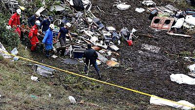 Los expertos señalan que no se debe descartar ninguna hipótesis sobre el accidente de Colombia