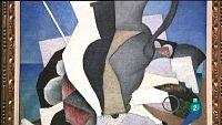 Atención Obras -  Cubismo y guerra. El cristal y la llama