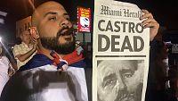 Cientos de personas se concentran en Miami para recordar a las víctimas de la dictadura cubana