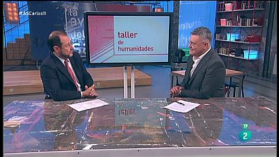 La Aventura del Saber. TVE. Taller de humanidades. David García Hernán
