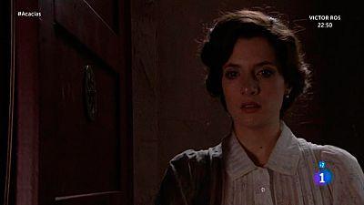 Acacias 38 - Celia va al piso secreto de Felipe y Huertas