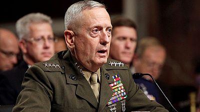 Trump nombra al general Mattis, apodado 'Perro Loco', para dirigir el Pentágono