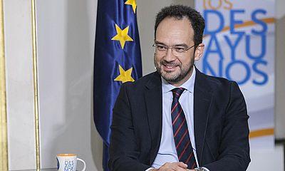 """Hernando (PSOE): """"En un mes, tras nuestra abstención, hemos conseguido mucho"""""""