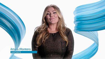 La cantante Amaia Montero felicita a TVE su 60º aniversario