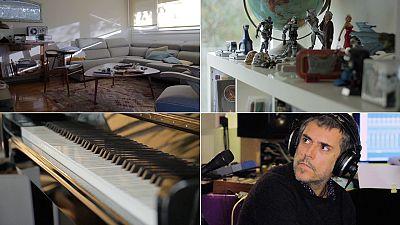 VÍDEO: Radio 3 en casa de Iván Ferreiro