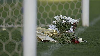 Familiares y amigos despedirán en el estadio del Chapecoense a las víctimas del siniestro
